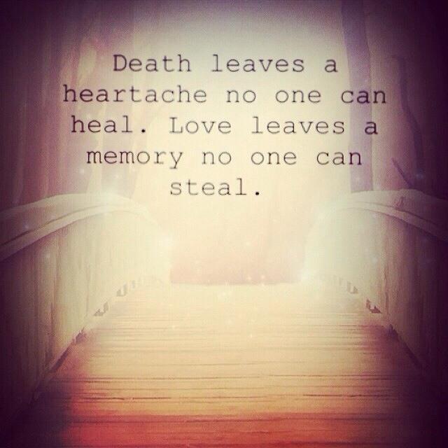 DeathLeavesAHeartache